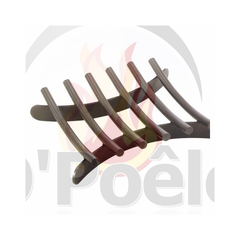 Pack Serviteur Coquille Chenets Opportun O Po 234 Le