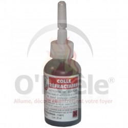 Colle réfractaire 1500°  -  30ml