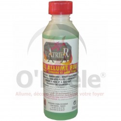 Gel allume-bûches - 250ml
