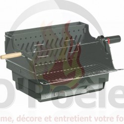 Barbecues au charbon de bois barbecues poser o 39 po le - Barbecue a encastrer ...