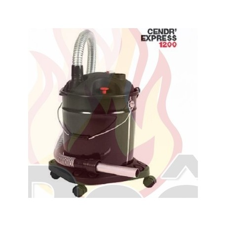 Aspirateur à cendres CENDR'EXPRESS 1200