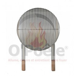GRILLE RONDE D500