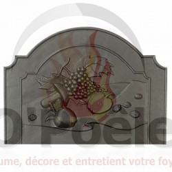 Plaque en fonte Nature Morte